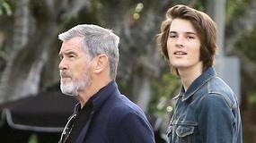 Tak obecnie wygląda przystojny syn Pierce'a Brosnana