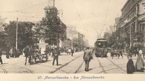 Unikatowe pocztówki Wojutyńskiego. Tak wyglądała Warszawa ponad sto lat temu