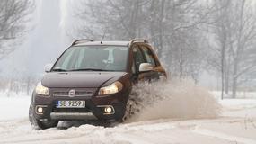 Fiat Sedici 2.0 Multijet 4x4: prosty i sprawdzony