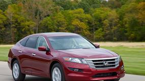 Honda Accord Crosstour - Crossover w amerykańskich salonach