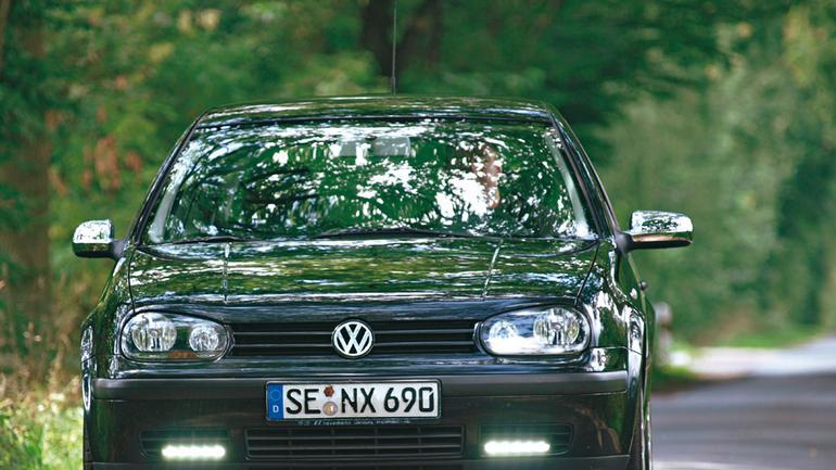 Montaż świateł do jazdy dziennej - To nie takie trudne