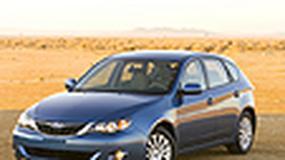 Subaru Impreza - Szybki brzydal