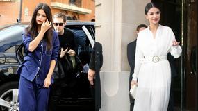 Selena Gomez w dwóch różnych stylizacjach jednego dnia. W której lepiej?