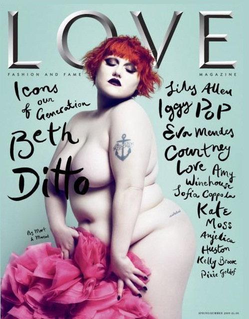 okładka Love Magazine