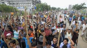 1 maja dniem gniewu po tragedii w fabryce tekstyliów