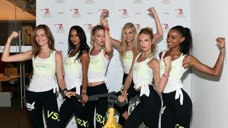 Ulubiona siłownia aniołków Victoria's Secret