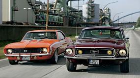 Chevrolet Camaro kontra Ford Mustang - wieczna święta wojna
