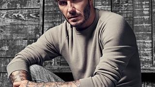 David Beckham ponownie łączy siły z marką H&M