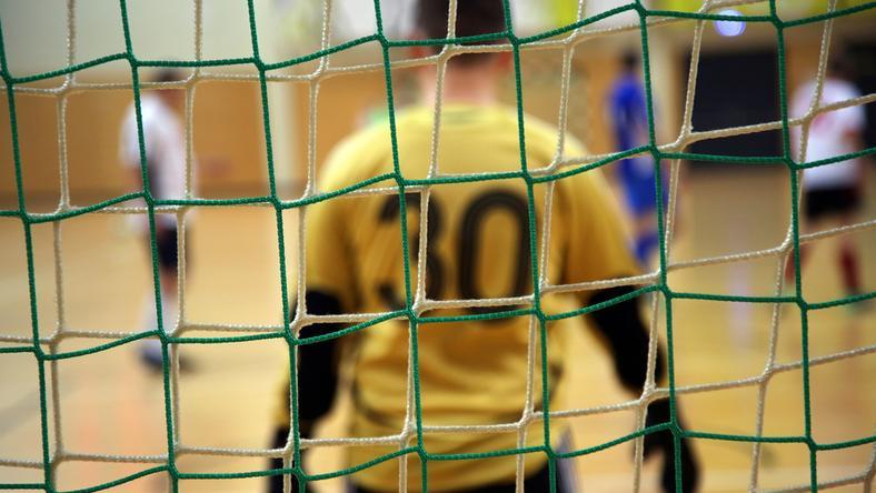 Krisztián már a döntőben játszott, amikor a tragédia bekövetkezett /Fotó: Northfoto
