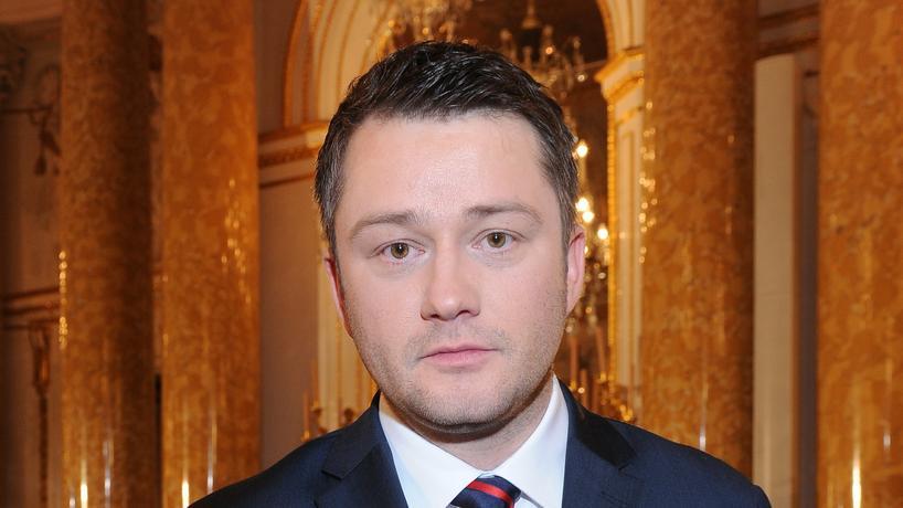 Jarosław Kuźniar w 2013 roku