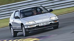 Honda CRX 1.6 16V - klasyk dla utalentowanych kierowców
