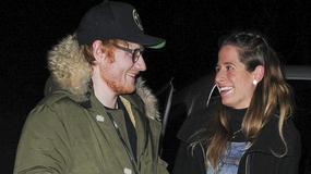 Ed Sheeran przyłapany z dziewczyną