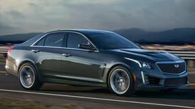 Cadillac CTS-V: 649 KM za 98 500 euro