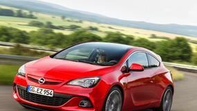 Opel Astra BiTurbo z najmocniejszym... Dieslem