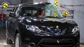 Pięć gwiazdek dla Nissana