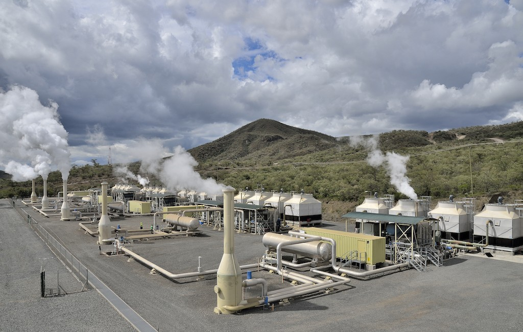 Kenya is a powerhouse when it comes to renewable energy and currently has a geothermal installed capacity of 685MW