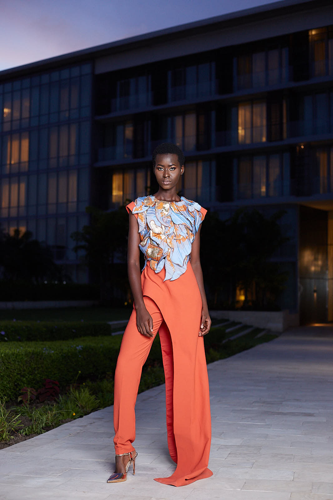 Yutee Rone's ethereal SS19 Lotus collection is a must-see