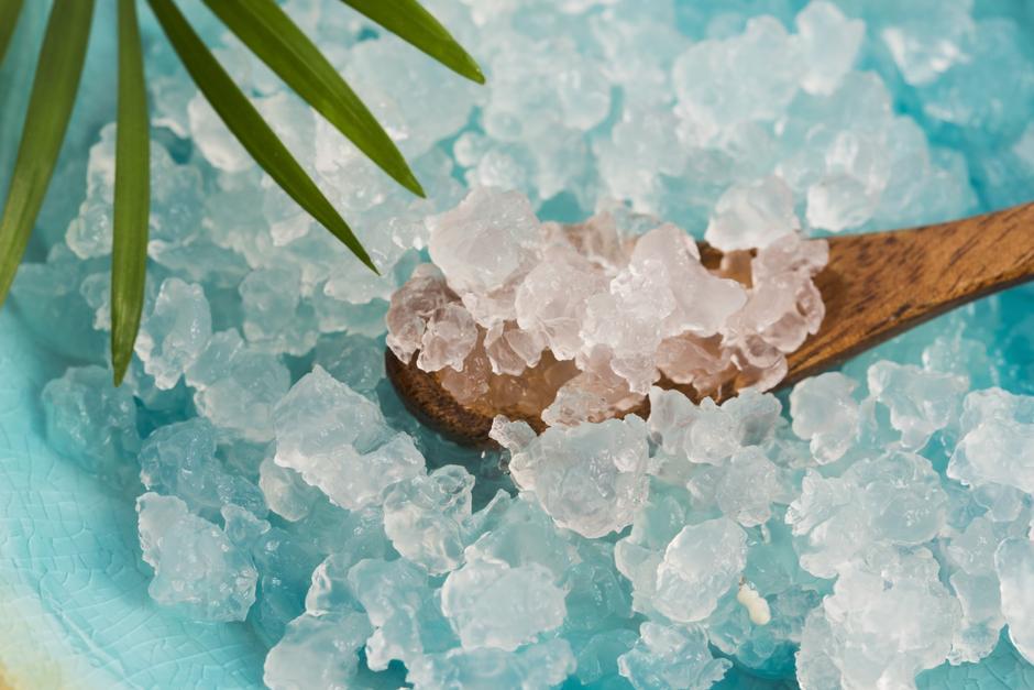 Japońskie kryształy