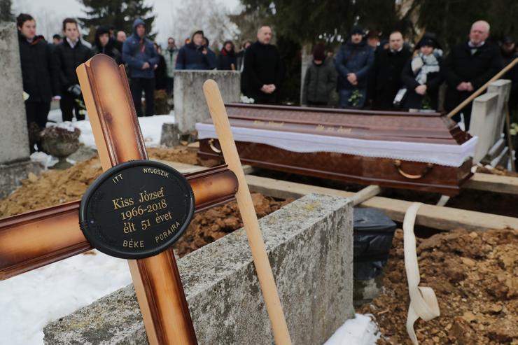 Tyson sírhelye /Fotó: Grnák László