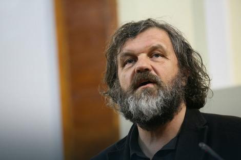 """Emir Kusturica na promociji svoje nove knjige """"Sto jada"""""""