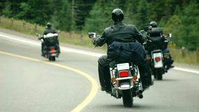 Wzrasta liczba motocyklistów na drogach