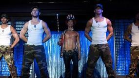 Channing Tatum jako striptizer