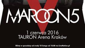 Maroon 5 wystąpią po raz pierwszy w Polsce!