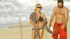 Pamela Anderson w bikini