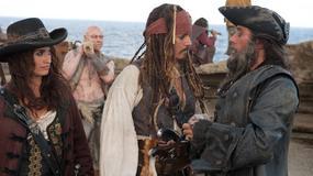 """""""Piraci z Karaibów: Na nieznanych wodach"""" zarobili już miliard dolarów"""