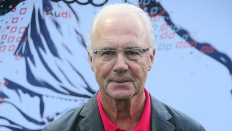 Franz Beckenbauer olcsón megúszta/Fotó: AFP