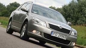 Škoda Octavia znowu najpopularniejsza