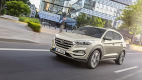 Nowy Hyundai Tucson w edycji limitowanej Tour de Pologne - ceny