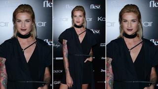 Best Look: Karolina Gilon w butach UEG x Puma