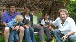 Rodzina Królikowskich: czytanie zwiększa bliskość!