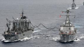 Jednostki zaopatrzeniowe US Navy - siła napędowa floty