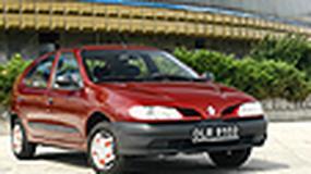 Renault Megane - Rozkapryszony francuz