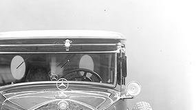 76 lat wytwarzania papamobili przez Mercedesa