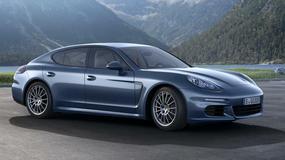 Porsche ujawniło nową Panamerę z Dieselem