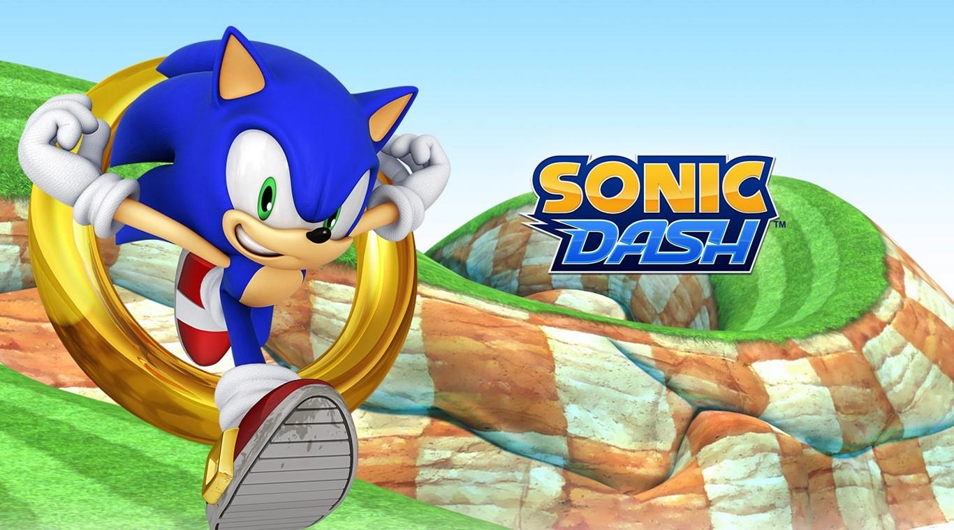 Sonic Dash je jeho stálym projektom, ktorý naďalej vylepšuje.