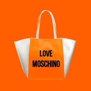 Soczyste torebki Moschino