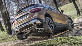 Mercedes GLA 220 4Matic - Jazda z optymizmem