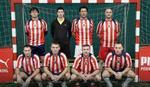 Poslovna liga u malom fudbalu: Polimark na čelu tabele