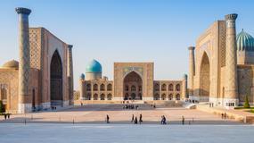 Samarkanda - miasto, które miało zostać zapomniane