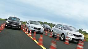 Audi A3 kontra VW Golf, Kia cee'd i Skoda Octavia: porównanie czterech kompaktów