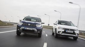 Dacia Duster kontra Mitsubishi ASX - który SUV za 80 tys. zł będzie lepszym wyborem?