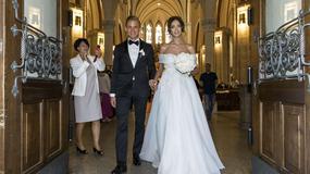 Mamy zdjęcia ze ślubu Jakuba Rzeźniczaka i Edyty Zając