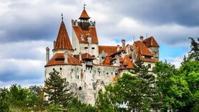2 osoby spędzą Halloween w zamku Drakuli