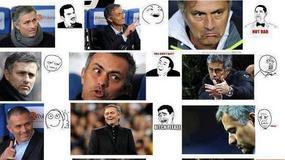 Jose Mourinho zostawił Real Madryt - internauci puszczają wodze fantazji