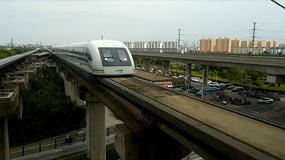 30 kilometrów w siedem minut. Czy kolej magnetyczna zastąpi tradycyjne pociągi?