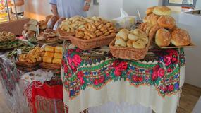 Prezentacja stref żywieniowych i menu przygotowanego na czas ŚDM
